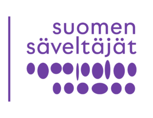 Suomen Säveltäjät ry:n logo